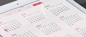 Course-Calendar